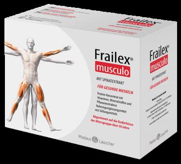 Frailex musculo, vanille, 15er