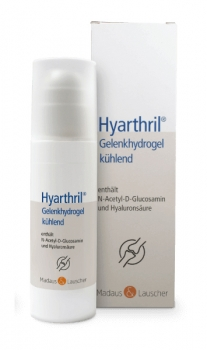 Hyarthril® Gelenkhydrogel kühlend
