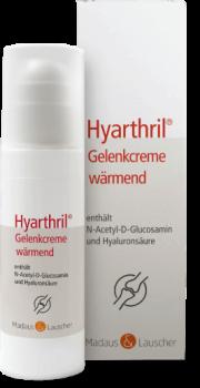 Hyarthril® Gelenkcreme wärmend